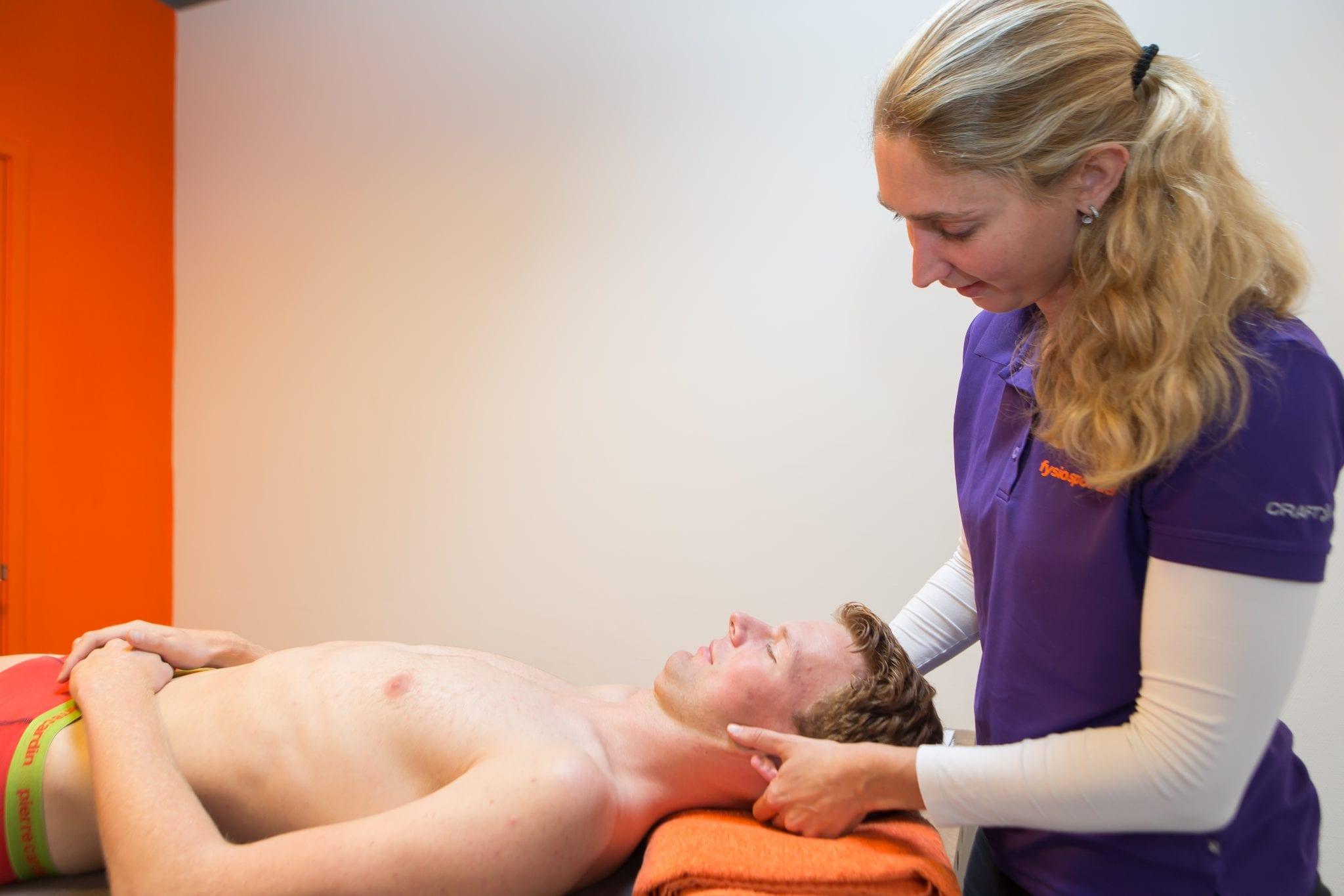 fysiotherapie hoofdpijn groningen