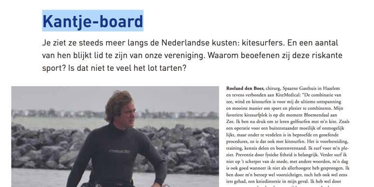 Afbeelding-Kitemedical-in-Nederlands-Tijdschrift-voor-Heelkunde-Kantje-Board