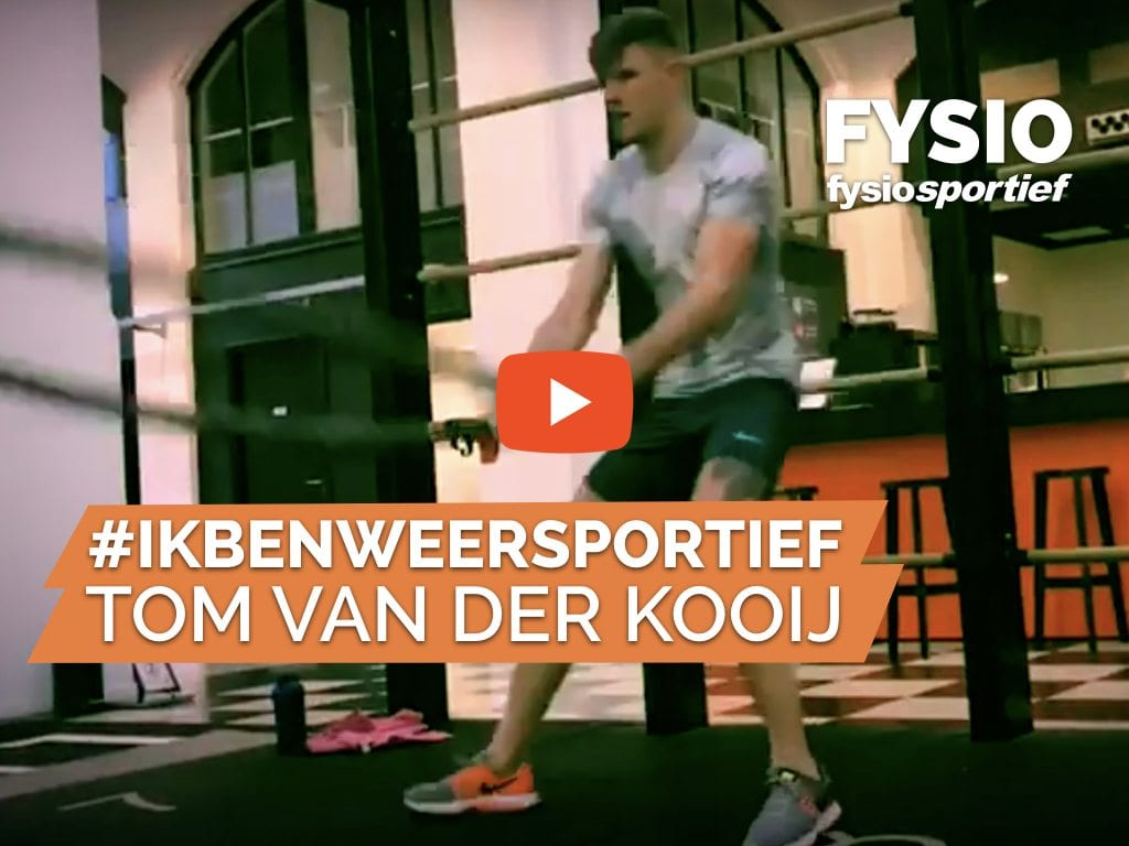 #ikbenweersportief-tom