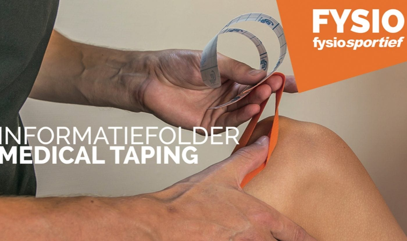 informatiefolder-medical-taping-groningen