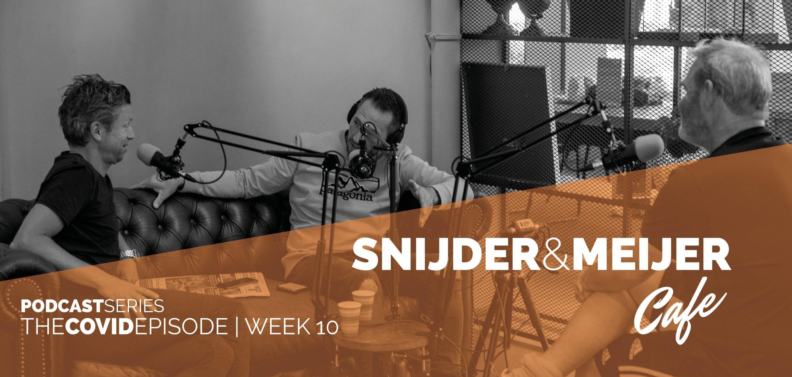 Luister de Snijder&Meijer podcast van 6 juni met Eric Sybring